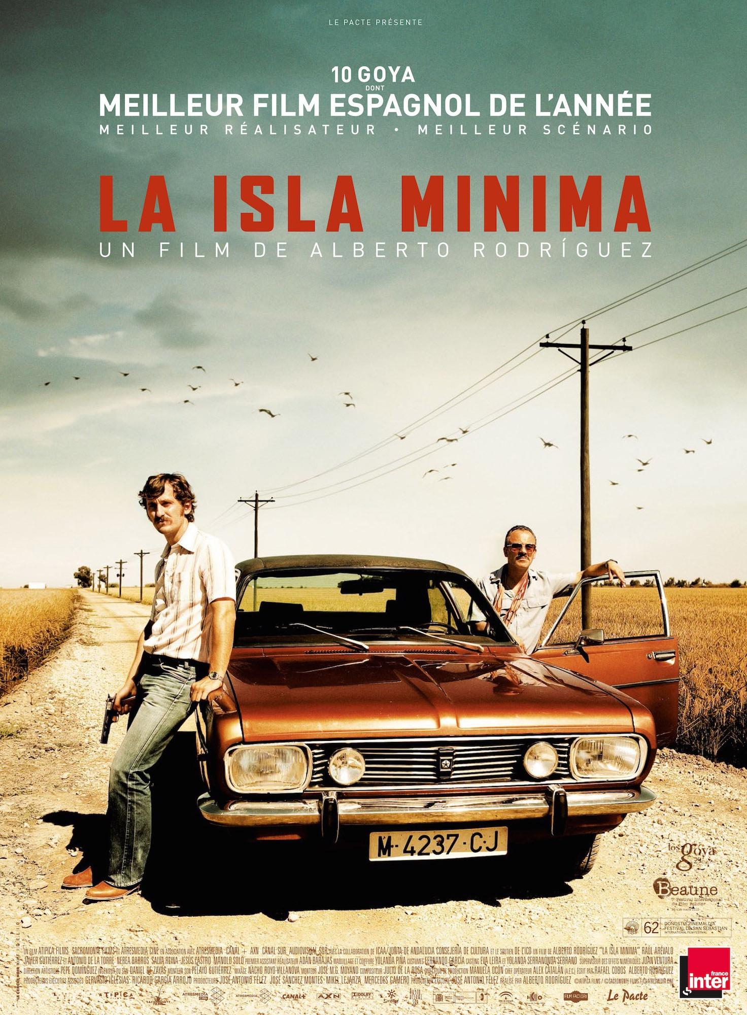la-isla-affiche